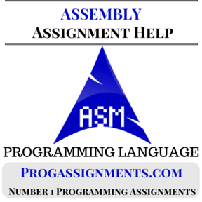 Assembly Language Assignment Help