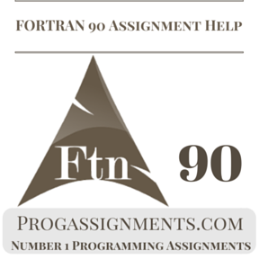 FORTRAN 90 Assignment Help