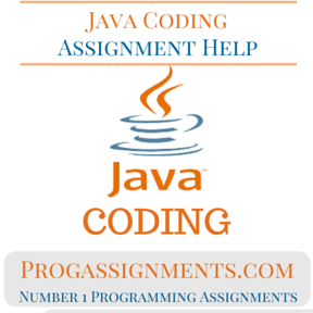 Java Coding Assignment Help