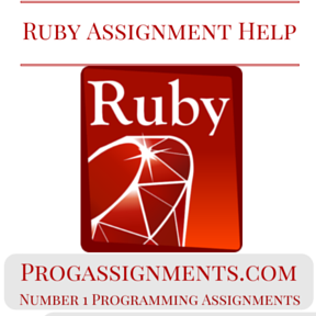 Ruby Assignment Help
