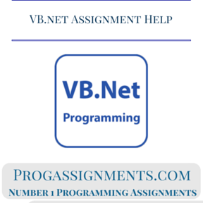 VB.net Assignment Help