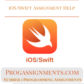 iOS/Swift Assignment Help